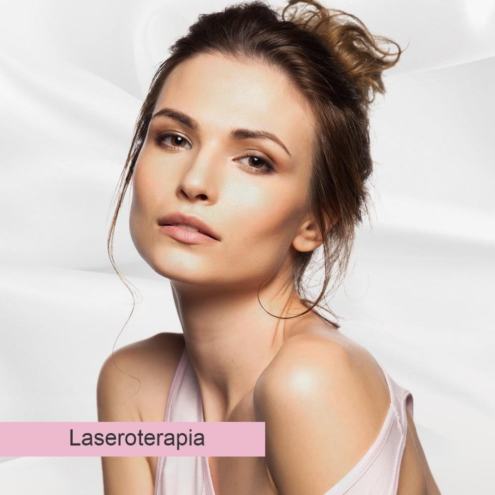 Laseroterapia -napis