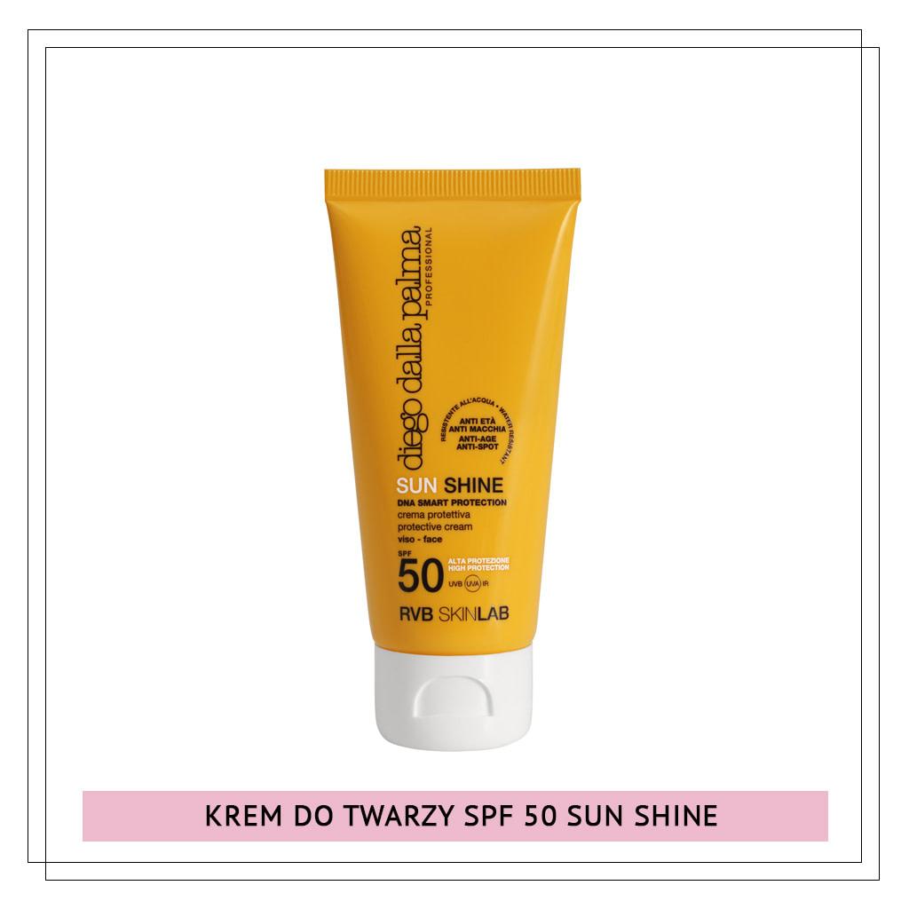 KREM DO TWARZY 50 SUN SHINE