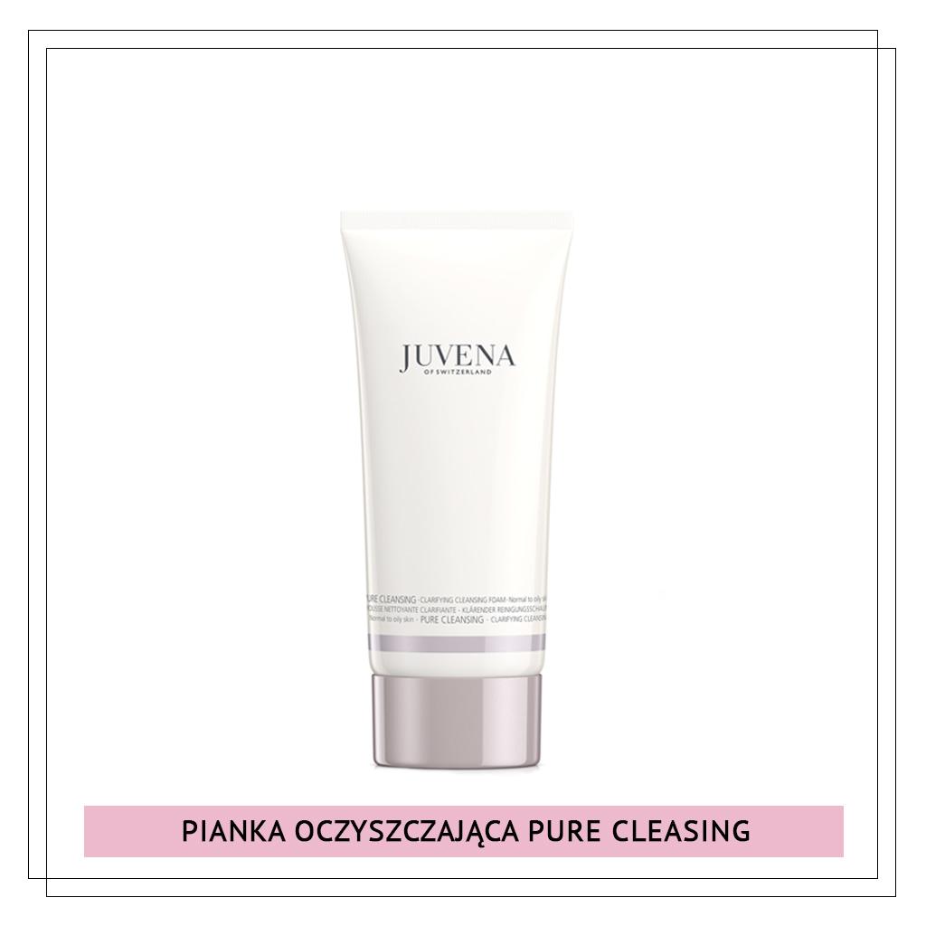 PIANKA OCZYSZCZJACA PURE CLEASING